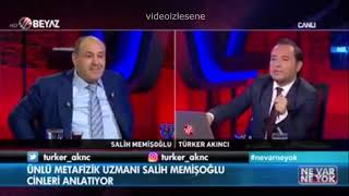 CİNLERİN DÜNYASI Salih Memişoğlu