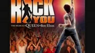 Musical - We Will Rock You ( Seven Seas Of Rhye )