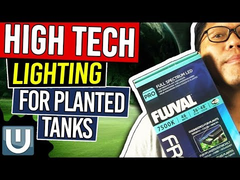 High Tech Aquarium Lighting – Planted Aquarium Lighting Guide – Part 6