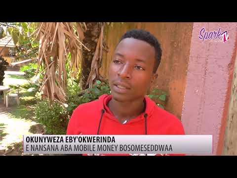 Aba mobile money e Nansana  babanguddwa ku ngeri y'okwekuuma