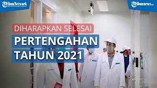 Indonesia Kembangkan Vaksin Merah Putih, Presiden Jokowi: Diharapkan Bisa Digunakan Pertengahan 2021