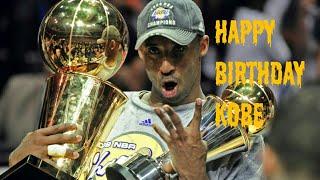 NBA Mix Kobe Bryant - So Many Tears ( Happy Birthday Black Mamba )