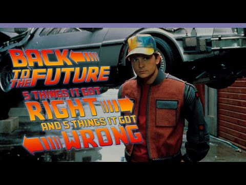Back To The Future Part 2: 10 things it got right (and wrong) about 2015