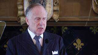 'Be like Theodor Herzl': In Basel, Ronald S. Lauder lays out his vision for Jewish leadership