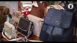 Handmade сумки - это настоящий эксклюзив! / Доброе утро, Приднестровье!