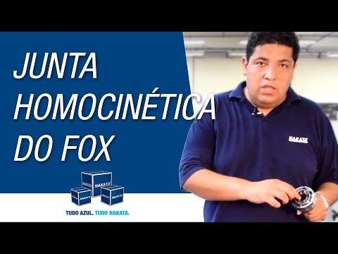 Como identificar a correta junta homocinética do VW Fox 1.0?