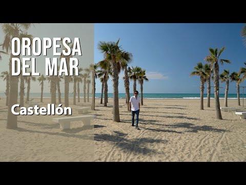 Oropesa del Mar Castellón - Playas actividades y visitas recomendadas