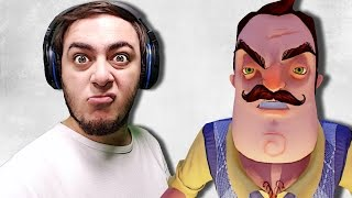 özlettin be komşi  hello neighbor alfa 4