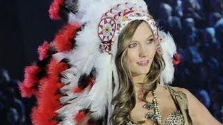 Victoria's Secret Native American Outfit Prompts Apology from Company, by ABC News