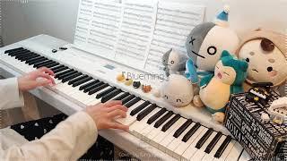 IU「Blueming」Piano Cover