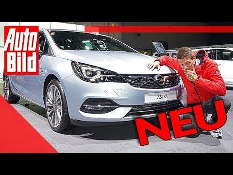 Opel Astra (2019): Auto - Facelift - Design - Infos
