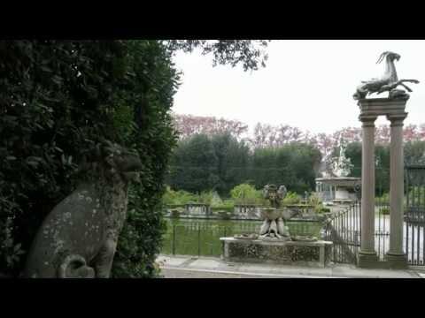 Сады мира. Боболи.