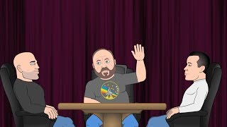 An Alex and Eddie Moment - JRE Toons