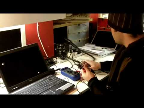 YouTube – How to check and repair a dead laptop or netbook(www.MyTutorialBook.com).flv