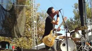 Chevelle - The Meddler @ Aftershock 2012
