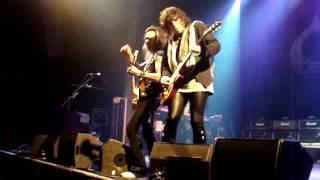 cinderella-second wind-live barcelona 2011