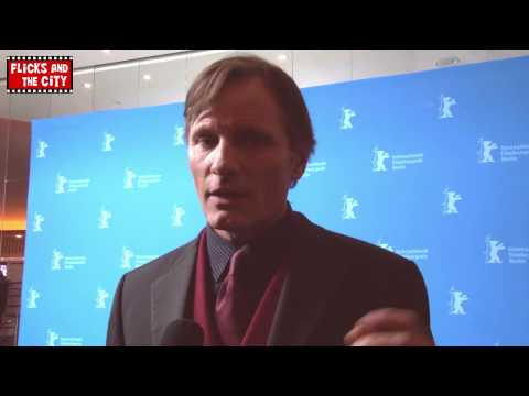 Viggo Mortensen Interview - The Two Faces of January | MTW