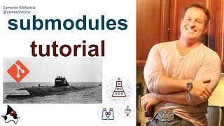How to git submodule tutorial