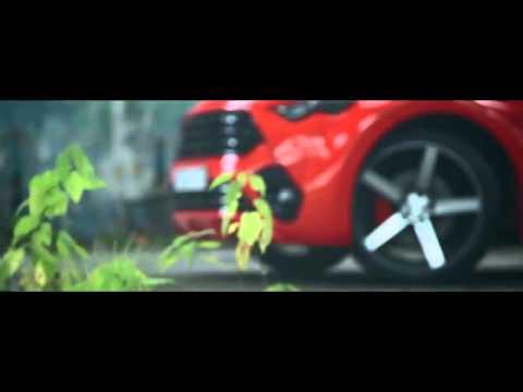 "Renegade Infiniti FX 50S | ""Omega Red"" | Vossen CV3 Concave Wheels"