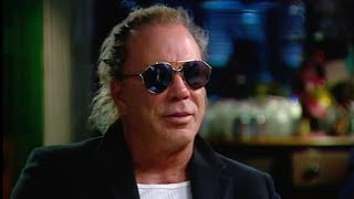 Mickey Rourke - The Dark Side of Fame with Piers Morgan (2008) The Wrestler