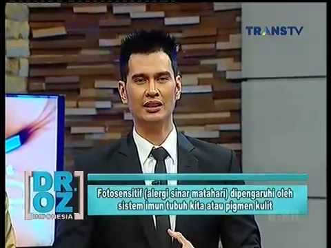 Video Dr OZ Indonesia - Solusi Atasi Kulit Sensitif 21 Oktober 2014