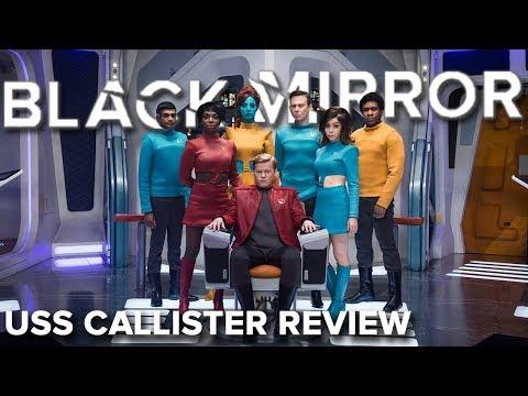 USS Callister - Episode Review || BLACK MIRROR