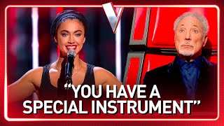 This The Voice-talent gets knocked down twice, but that doesn't stop her! | Journey #54