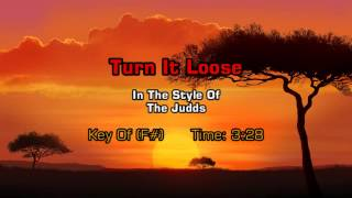 The Judds - Turn It Loose (Backing Tracks)
