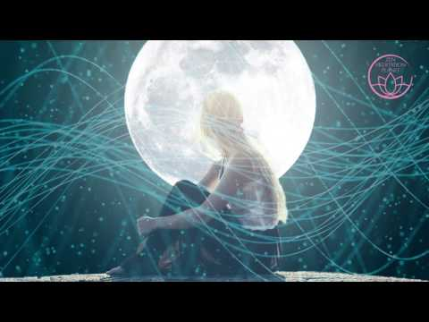 Full Moon In Virgo - Lunar Healing Energy, Deep Sleep, Meditation Music HQ