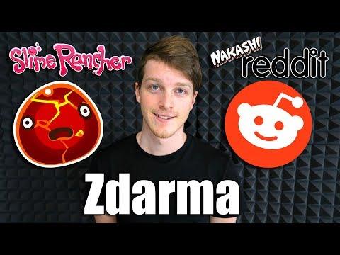 Slime Rancher Zdarma a Nový Nakashi MEME Reddit - Nakashi [CZ]