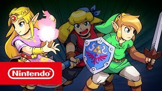 Cadence of Hyrule – Crypt of the NecroDancer Featuring The Legend of Zelda - bande-annonce