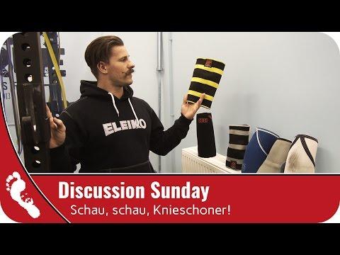 Knieschoner & Kniebandagen | Welche und wann sinnvoll?