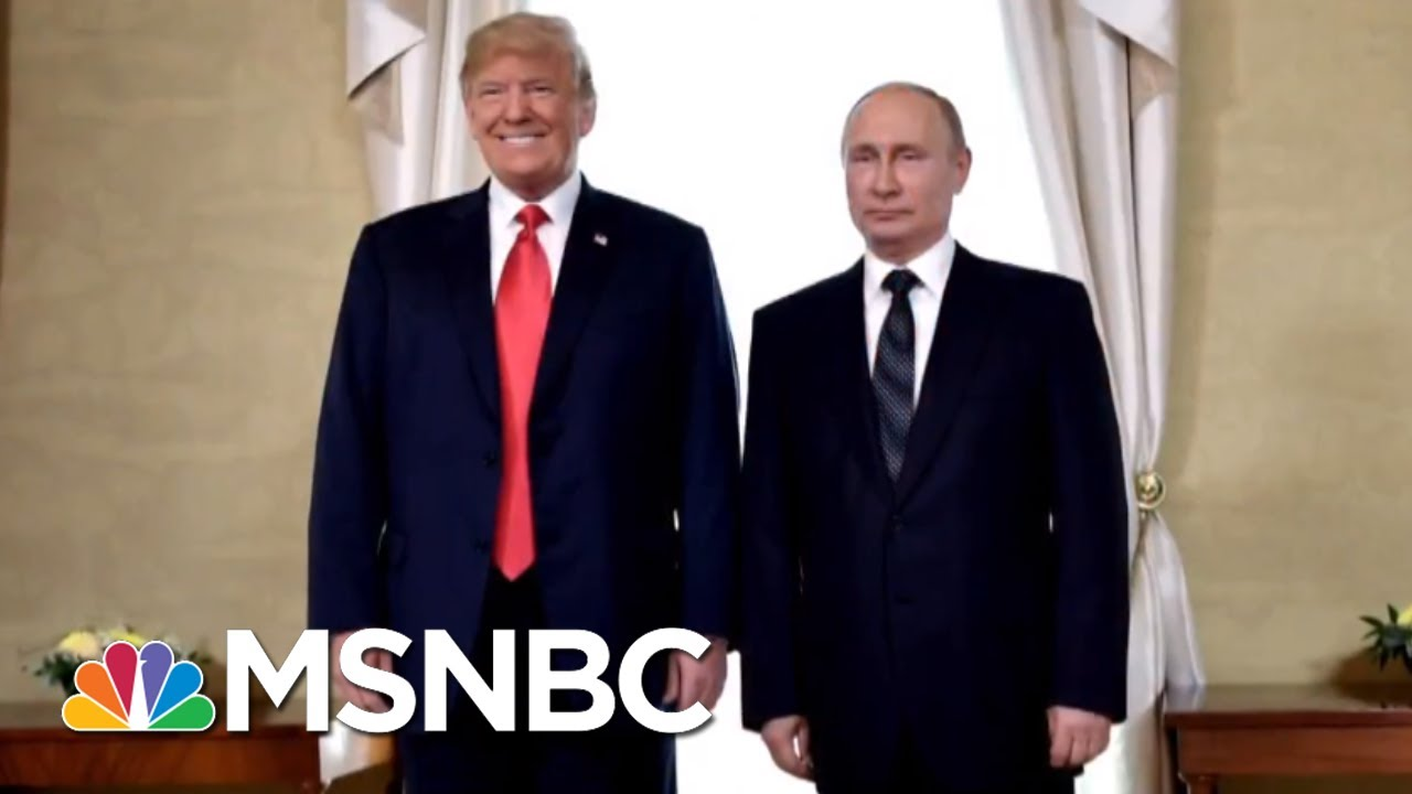 Is Mueller The Last Guardrail Between President Donald Trump & All Out Chaos? | Deadline | MSNBC thumbnail