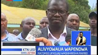 Upasuaji waonyesha watoto wawili walifariki baada ya kunyongwa kwa kamba