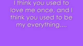 Tje Austin- Away From You (lyrics)