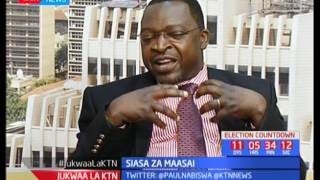 Jukwaa La KTN: Siasa za Maasai