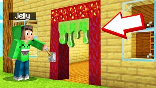 These MINECRAFT DOORS Lead To NEW DIMENSIONS!
