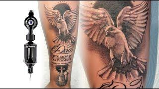 Memorial Tattoo For Dad