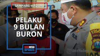 "Kasus Pembunuhan ""Raket Nyamuk"" di Madura, Pelaku Ditangkap Setelah 9 Bulan Buron"
