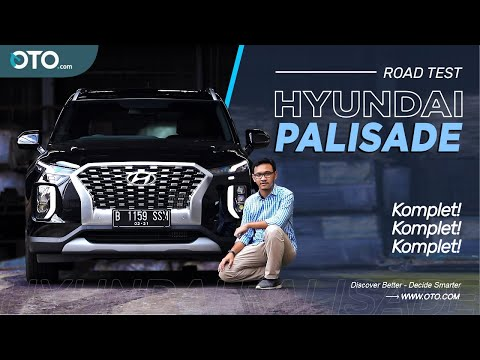 Hyundai Palisade | SUV Mewah Pencuri Perhatian! | Road Test