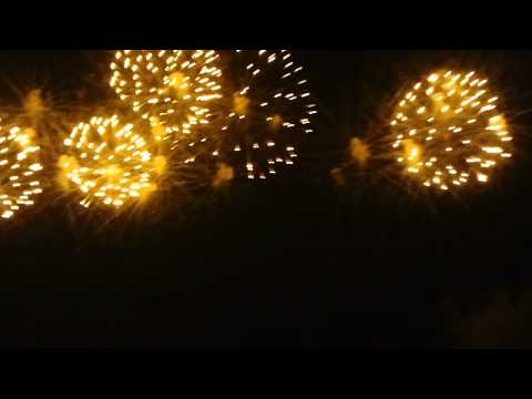Vuurwerk Cuijk