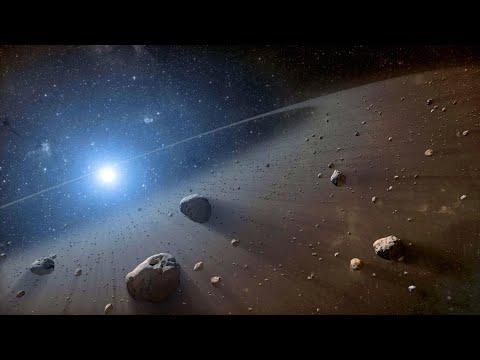 Астероиды и кометы (рассказывает астрофизик Сергей Назаров)