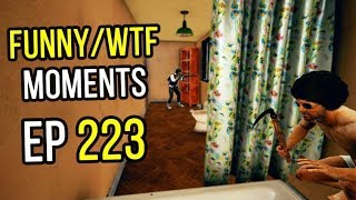 PUBG: Funny & WTF Moments Ep. 223