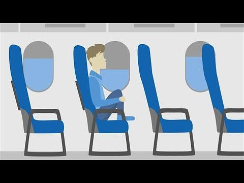 Your Airline Coach Seat Is Shrinking, Here's Why