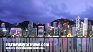 preview picture of video 'Executive Travel Hong Kong | Its The Way To Travel | London UK's Leading Travel Agents'