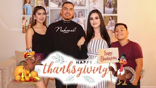 The Aguilars Thanksgiving Weekend!