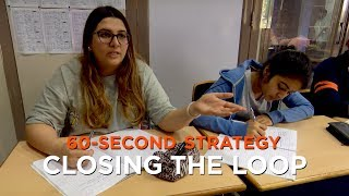 60-Second Strategy: Closing The Loop