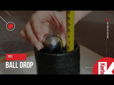 Test: Drop Ball Impact Test