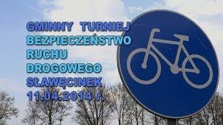 preview picture of video 'Bezpieczeństwo Ruchu Drogowego -  Turniej Gminy Inowrocław'