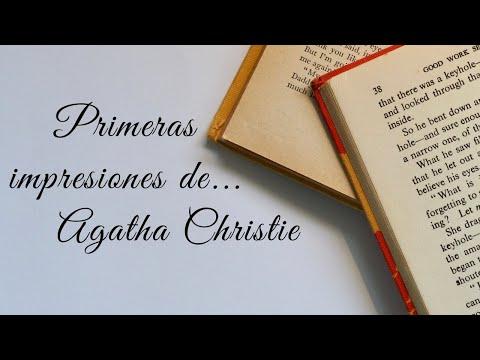 Acabo de Leer    Primeras impresiones... Agatha Christie. - YouTube